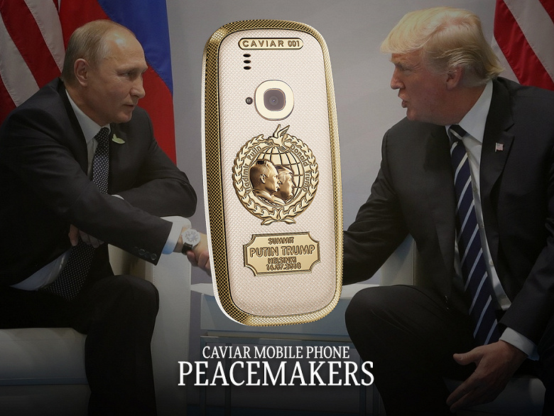 Caviar Peacemakers