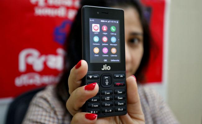 Кнопочный мобильный телефон JioPhone получил Google Maps