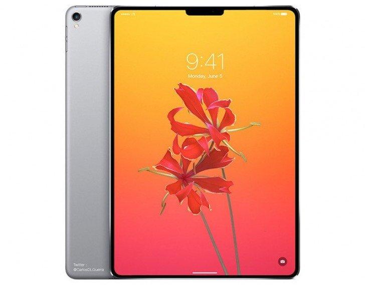 Вглобальной web-сети Интернет появились новые детали опланшетах iPad Pro следующего поколения