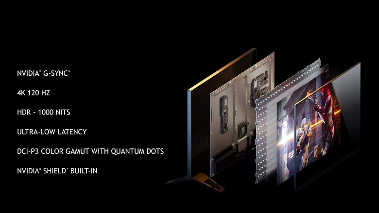 Nvidia BFGD: характеристики