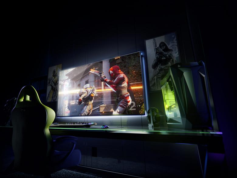 Большие геймерские мониторы Nvidia BFGD окажутся очень дорогими