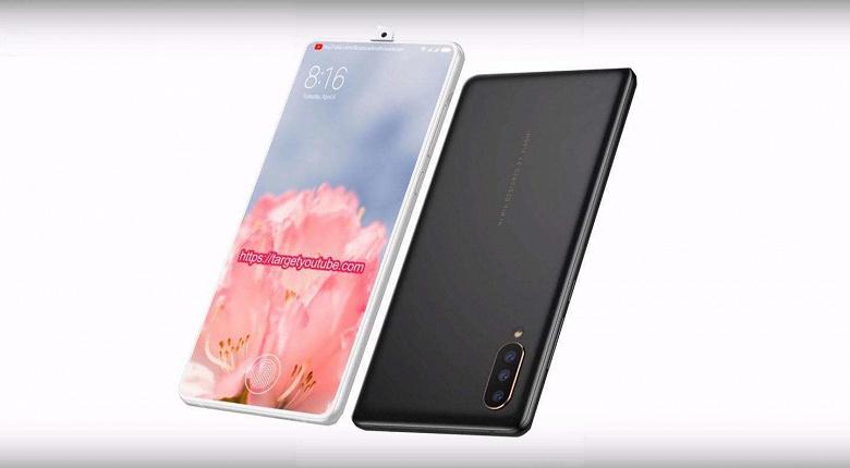В Сеть утекли характеристики и цена безрамочного смартфона Xiaomi Mi Mix 3