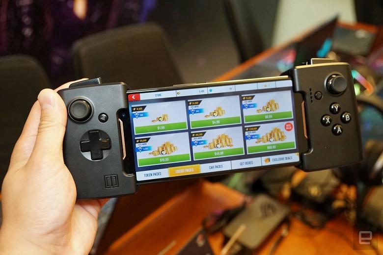 Игровой смартфон Asus ROG Phone уже можно предзаказать, расставшись с 1000 евро