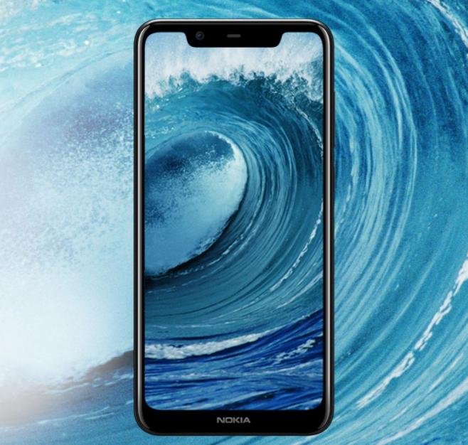 Смартфон Nokia 5.1 Plus поступит в продажу совсем скоро