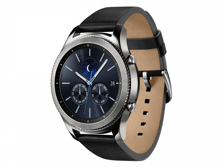 Samsung снизила цены на линейку умных часов Samsung Gear S3