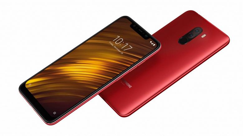 Дешёвый флагман Xiaomi Pocophone F1 выходит в России