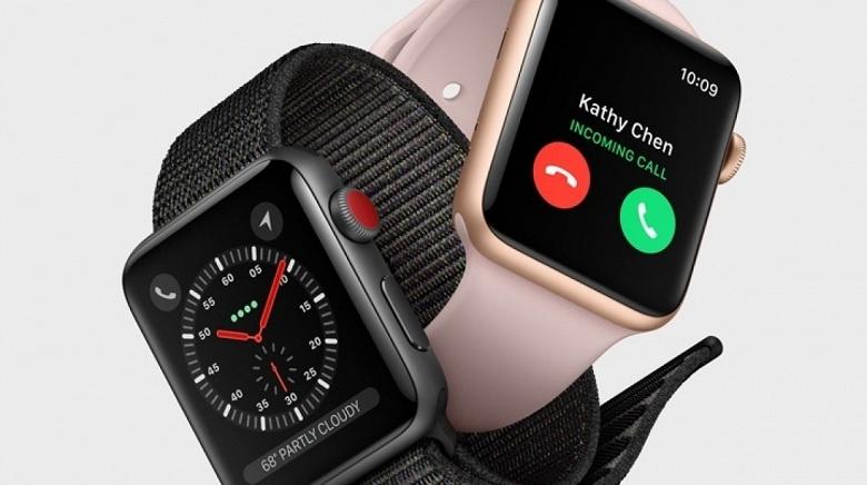 Следующие смарт-часы Apple Watch получат безрамочный экран