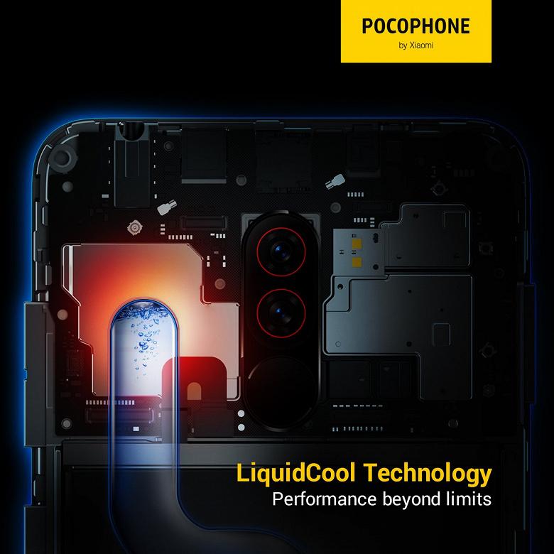 Дешевый флагман Xiaomi Pocophone F1 разобрали на видео