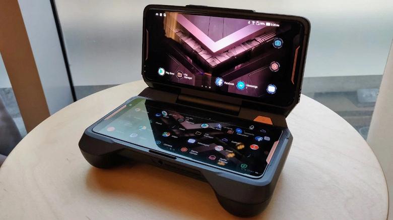 Игровой смартфон Asus ROG Phone может появиться в версии всего с 4 ГБ оперативной памяти