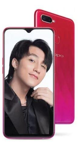 Смартфоны Oppo F9 и Oppo F9 Pro