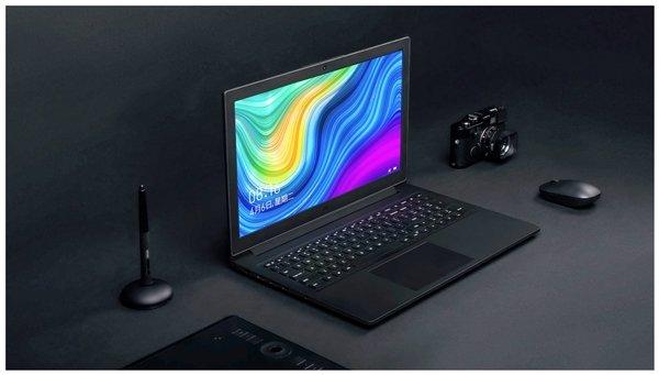 Новый 15-дюймовый ноутбук Xiaomi вышел в продажу