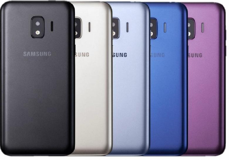 Samsung Galaxy J2 Core показался на рендере