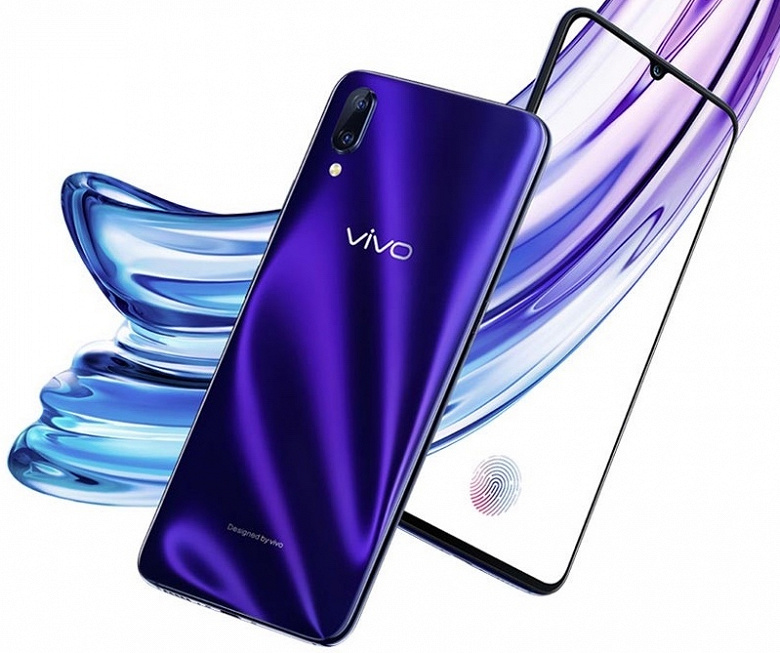 Флагманский смартфон Vivo X23 показался на официальном видео