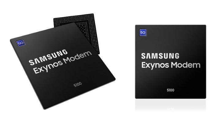 Самсунг представила 1-ый 5G-модем соскоростью 6 Гбит/с