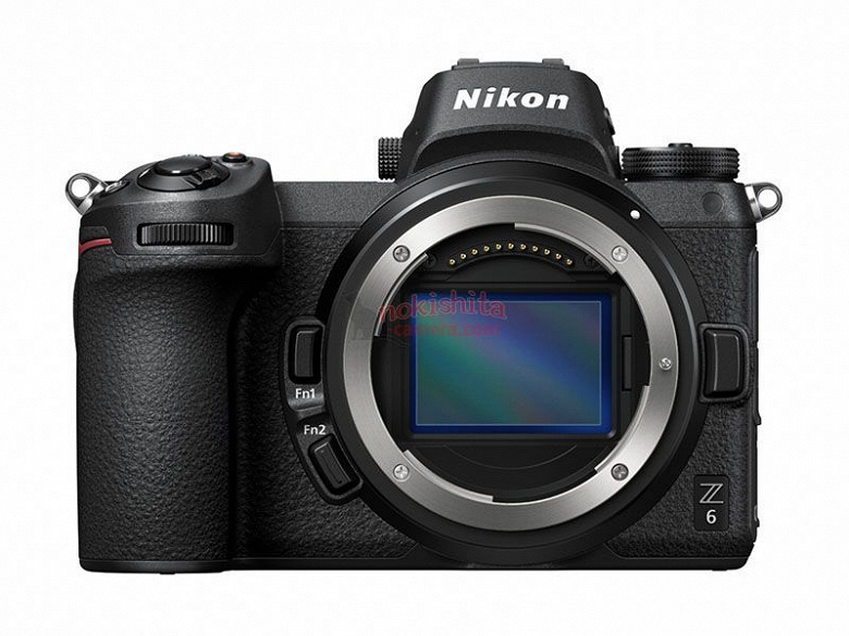Изображения камер Nikon Z6 и Z7 появились накануне анонса