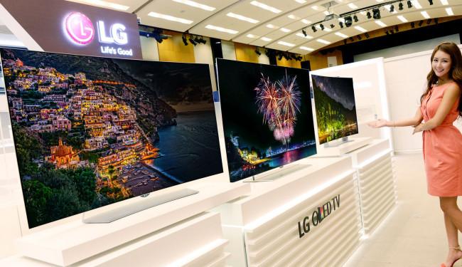 LG выпустят новый телевизор, с диагональю 88 дюймов и 8К разрешением
