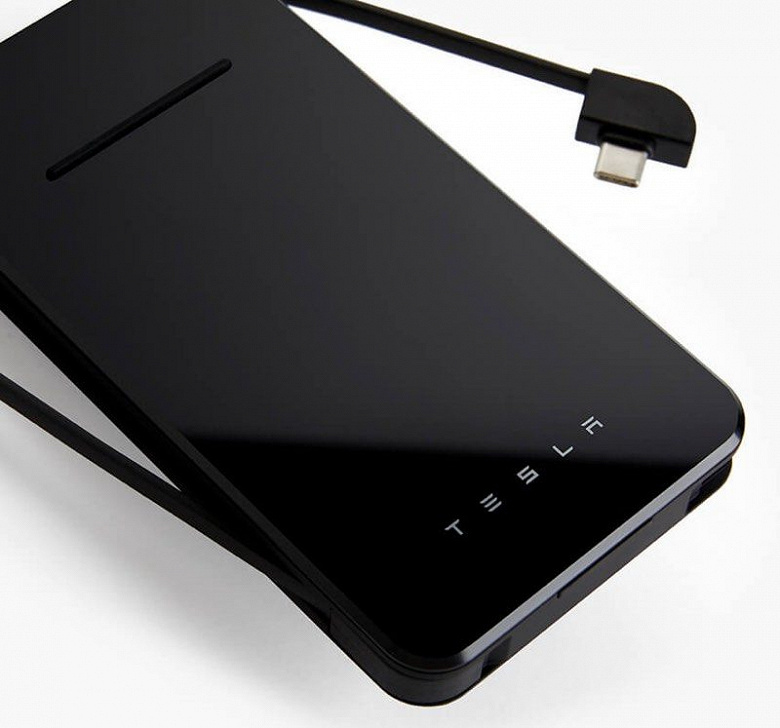 Tesla выпустила беспроводную зарядку для iPhone со встроенным аккумулятором