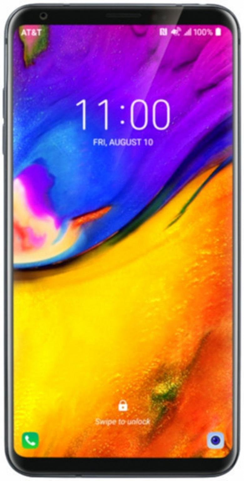 Смартфон LG V40 дебютирует вслед за iPhone