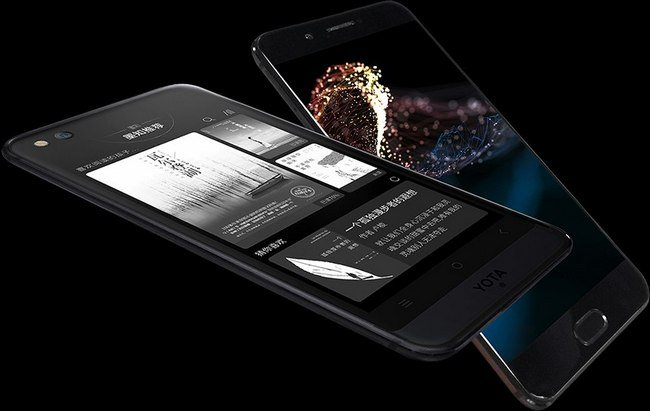 Представлен двухэкранный смартфон Yota 3+