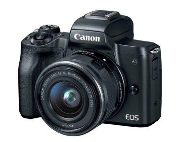 Canon EOS R будет схожа с моделью EOS M50
