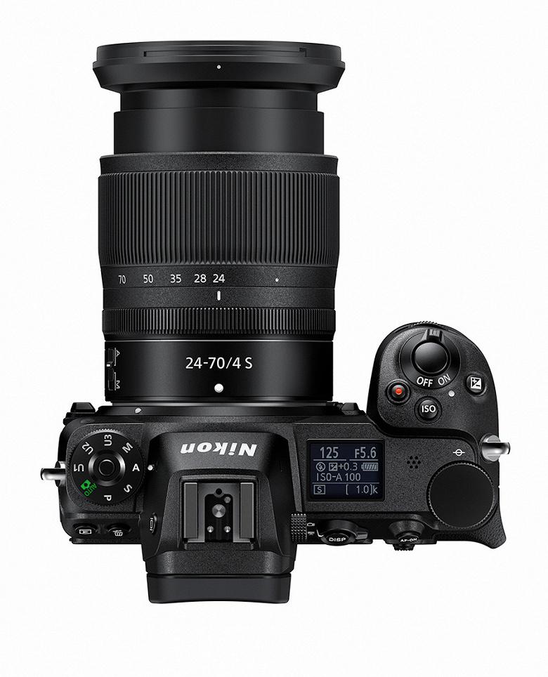 Nikon представила свои первые полнокадровые беззеркальные камеры