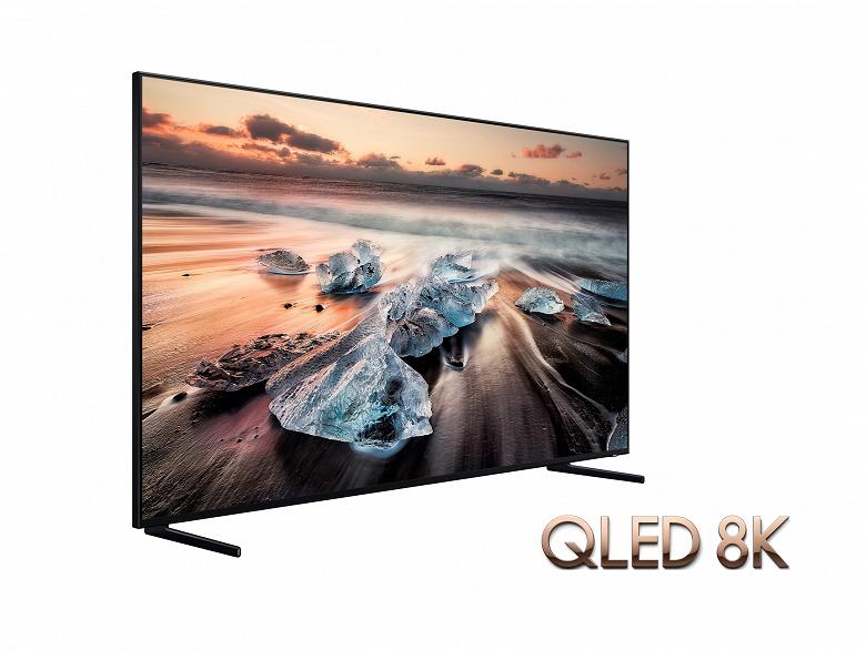 Первый 8K-телевизор Samsung готов к выходу в свет