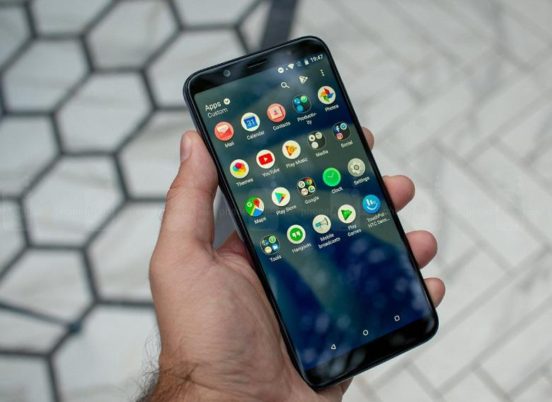 Представлен смартфон HTC U12 Life: действительно необычный дизайн, пластиковый корпус и приемлемая цена