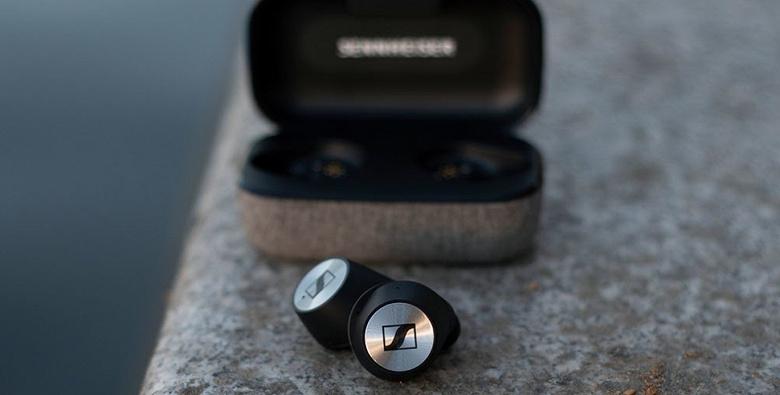 Sennheiser Momentum True Wireless — полностью беспроводные наушники, которые вдвое дороже Apple AirPods