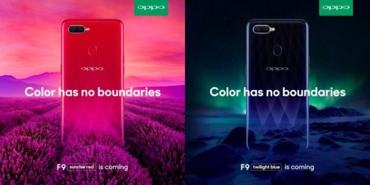 Смартфон Oppo F9 Pro получит фронтальную камеру на25 Мп
