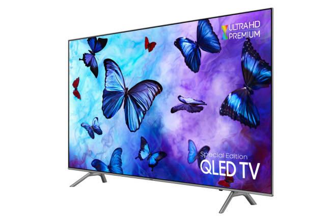 Новые телевизоры Samsung QLED прошли сертификацию HDR10+