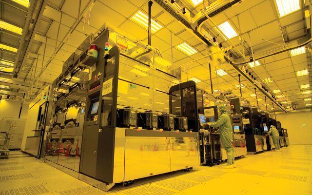 7-нанометровые процессоры составят 20% от дохода TSMC