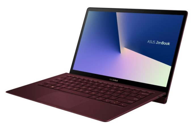 Asus ZenBook S