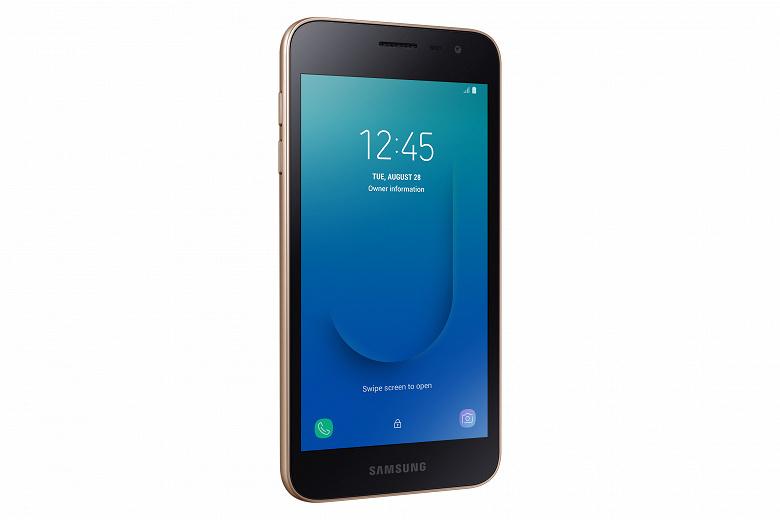 Samsung представила свой самый дешёвый смартфон
