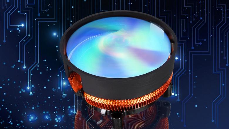 Xigmatek Apache Plus — тихий и компактный радиальный процессорный кулер