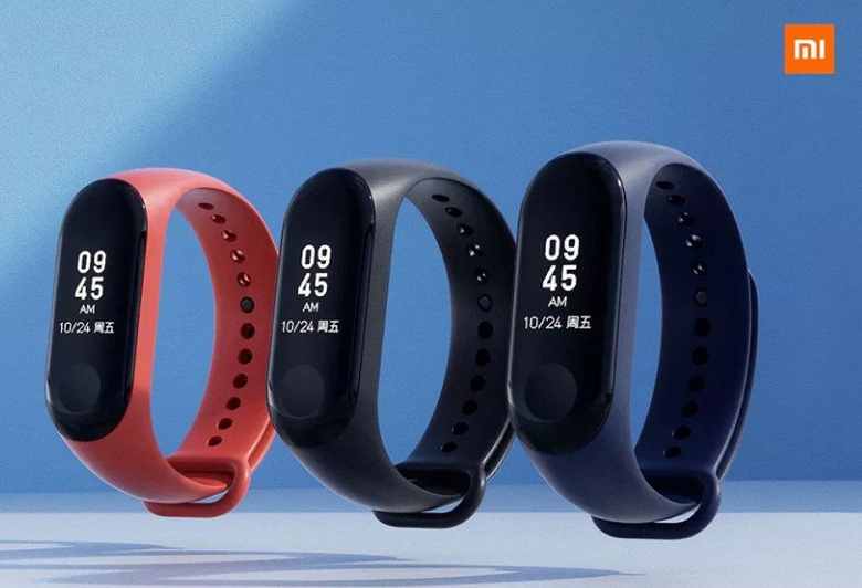 Xiaomi дразнит видеороликом с браслетом Mi Band 3 с модулем NFC