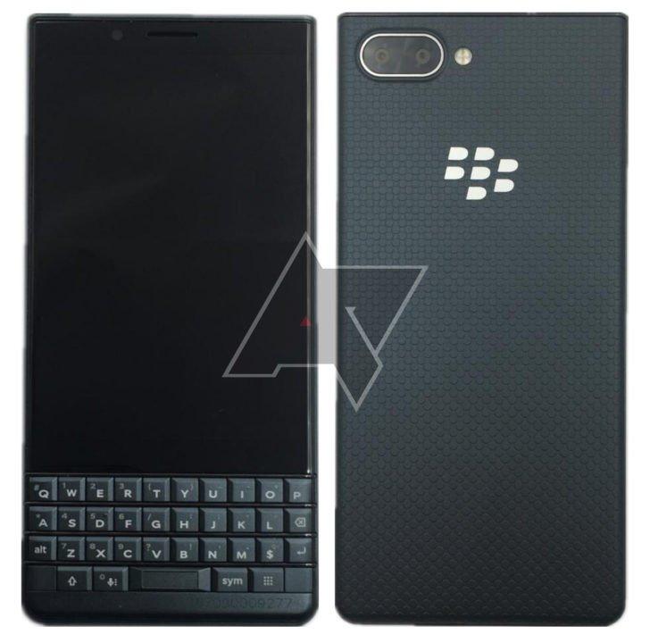 Смартфон BlackBerry KEY2 LE сохранит экран старшей модели, но получит более бюджетную платформу и меньший аккумулятор