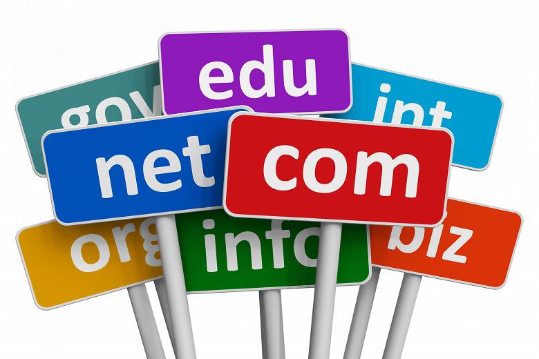 Число зарегистрированных доменных имен достигло 348,7 млн