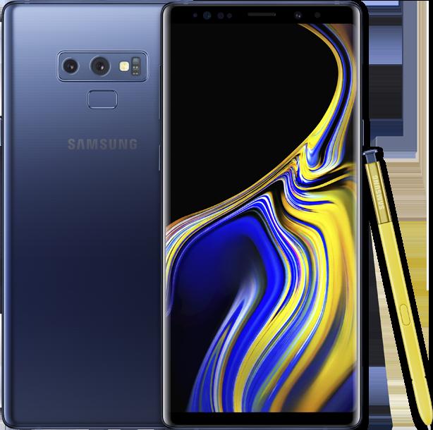 Стартовали продажи смартфона Samsung Galaxy Note 9
