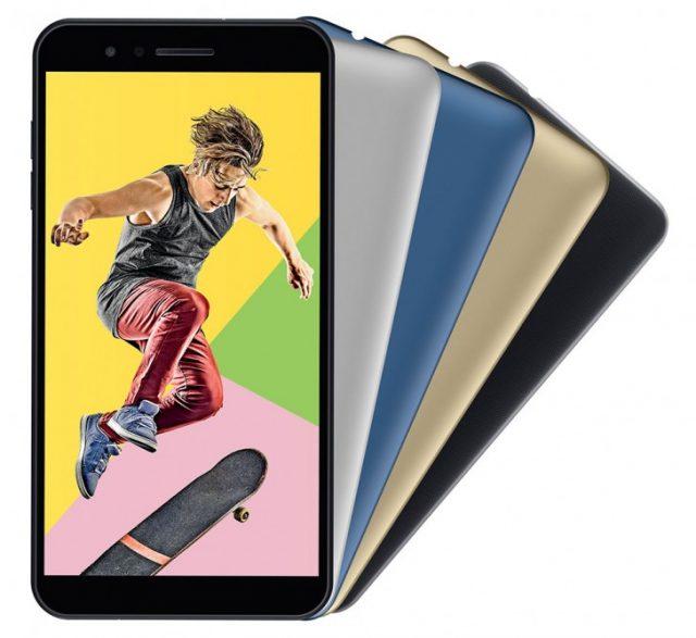 Представлен дешевый смартфон LG Candy