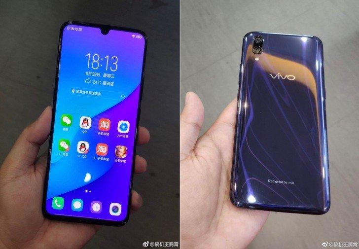 Смартфон Vivo X23 получит 8 ГБ ОЗУ и ЦАП AKMAK4377A