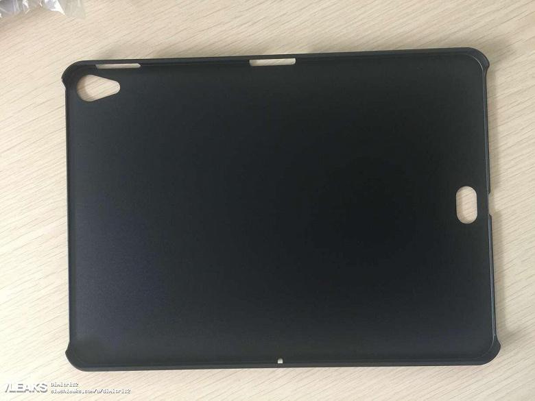 Чехол нового iPad Pro показал загадочный вырез