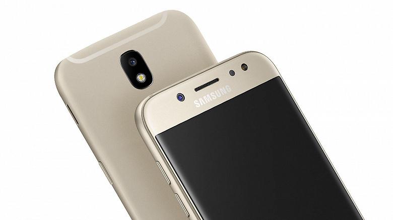 Смартфон Samsung Galaxy J5 (2017) обновили до Android Oreo