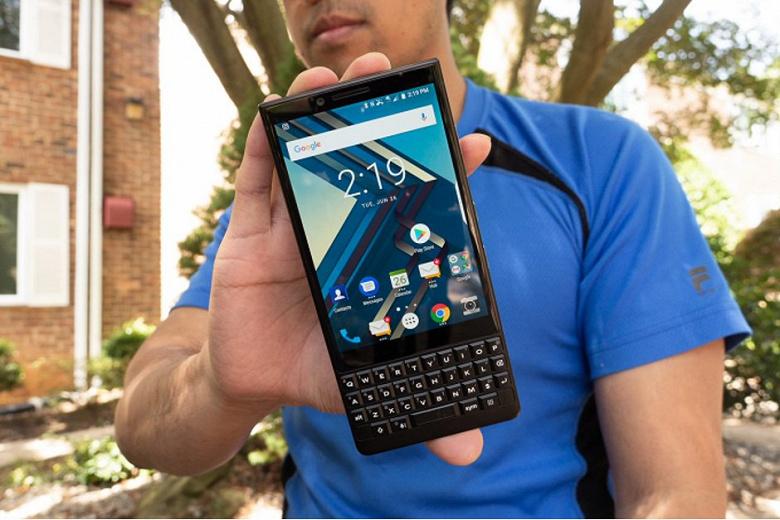 BlackBerry нарастила прибыль на фоне снижения выручки