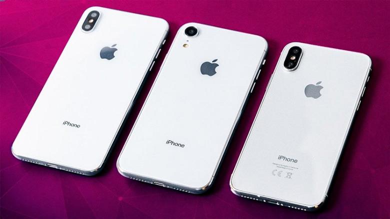 Появилась новая информация о ценах iPhone XC, iPhone XS и iPhone XS Plus