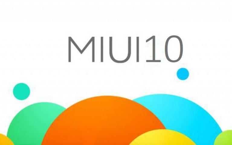 Стабильная версия MIUI 10 доступна дюжине моделей смартфонов Xiaomi