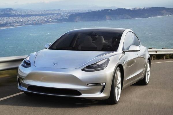 На производстве Tesla Model 3 возникли проблемы