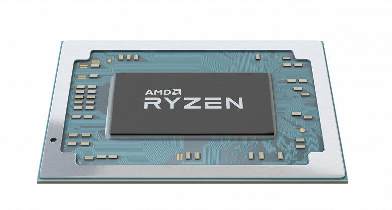AMD представила свои самые производительные мобильные процессоры