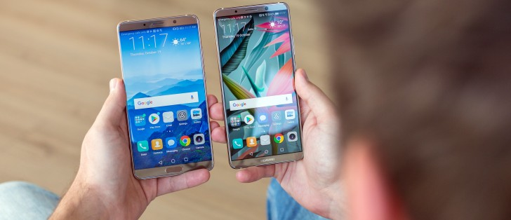Прошивка Android 9.0 Pie готова к выпуску на Huawei P20, P20 Pro, Mate 10 и Mate 10 Pro