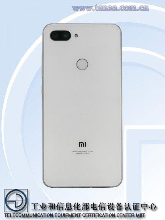 Xiaomi показала кусочек смартфона Mi 8 Youth