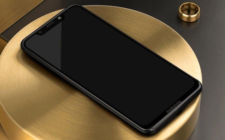 Представлен смартфон Motorola P30 Note